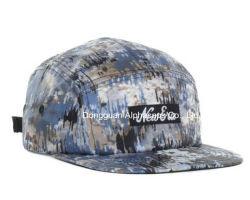Impression écran 2016 Hat Camper chapeau avec le logo de l'étiquette tissée