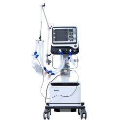 مكثف الأكسجين المحمول ICU جهاز تهوية عالي المستوى