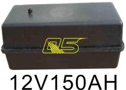 150A солнечной батареи на массу в салоне подземных солнечной водонепроницаемый аккумуляторного ящика