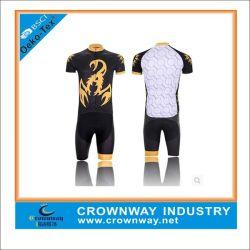 Venda por grosso de corrida equipa personalizada e Esporte Clube Jersey Andar Usar Ajuste a seco