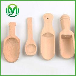 Una cuchara de madera de calidad alimentaria \utensilios de madera\Custom de artesanía de madera