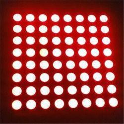 Р7.625 для использования внутри помещений один красный светодиодный индикатор на панели дисплея DOT Matrix