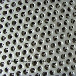 Boa qualidade de alumínio metálico perfurado/grelha do altifalante de malha de aço inoxidável