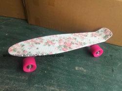 Penny Skateboard, planche à roulettes en plastique (ET-PSK001)