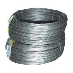 302 304 347 321631J1 7mm de fil à ressort en acier inoxydable recuit