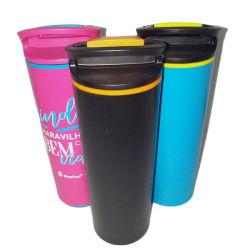 Supporto magico doppio multifunzionale di plastica doppio di aspirazione del supporto di tazza di uso dell'automobile e dell'ufficio