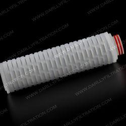Darlly Série Sgf pregas PP refil do filtro para remover todas as partículas em líquidos para garantir a segurança da qualidade da filtração
