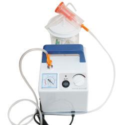 Família de suprimento de fábrica Utilize plástico eléctrico absorver Flegma Machine Device com frasco de arrumação oculta para a utilização do automóvel de ambulância