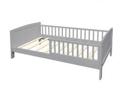 Crianças cama para criança cama em madeira de pinho sólido mobiliário com gaveta