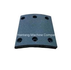HOWO для тяжелых условий эксплуатации погрузчика деталей тормозных колодок/ тормозных колодок