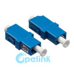 LC/Upc Optische Demper van de Vezel van de Adapter de Type Vaste