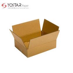 Красочные гофрированной упаковки транспортировки бумаги в салоне с помощью настраиваемых размеров