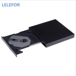 برنامج تشغيل USB الخارجي DVD Drive كمبيوتر سطح المكتب الكمبيوتر الدفتري All-in-One Universal تشغيل برنامج تشغيل ناسخ الأقراص المضغوطة المحمول