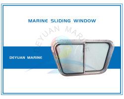Ventana corrediza de aluminio barco
