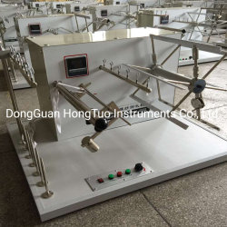 YG086C digitale Elektronische Textiel het Testen Apparatuur, het TextielMeetinstrument van de Lengte