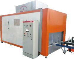 Profil en aluminium du grain du bois Machine Transfert à chaud