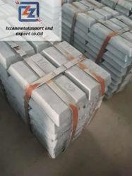 Pure 99,9% lingote de zinco Preço de metal fabricado na China