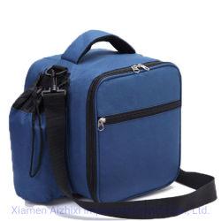 La casella di pranzo termica isolata portatile del dispositivo di raffreddamento trasporta il sacchetto del pranzo del Tote