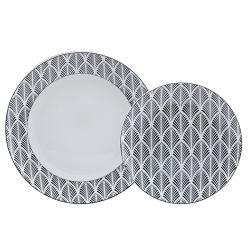 싼 마이크로파 안전한 사기그릇 대중음식점을%s 세라믹 격판덮개 저녁식사 상품