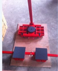 الصين ثقيلة - واجب رسم نقل حامل متحرّك [كرا] فولاذ شحن حامل متحرّك