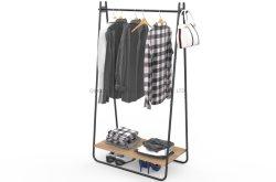 Le séchage des vêtements de Rack rack métal Portemanteau utiliser pour la chambre