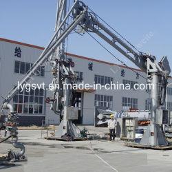 Braccio di scarico per carico marino per oli e prodotti chimici