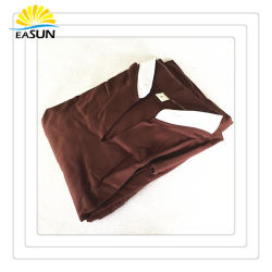 Silk Pyjama-Mann-Schlafanzug-Baumwollflugliniesleepwear-Pyjamas für Flug