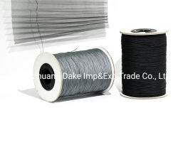 Thinckness 0,8Mm Plisse Inseto String líquido, Tela Pleate rosca com material poliéster