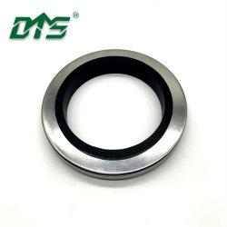 Alta temperatura y de acero inoxidable resistente a la corrosión del retén de aceite PTFE