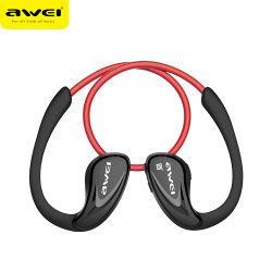 Un Awei880BL CVC6.0 Isolation phonique dans l'oreille de l'écouteur du canal pour les téléphones mobiles Smartphones tablette PC PS4 xBox un W/Mic