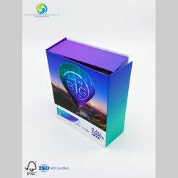 Индивидуальные рекламные материалы для упаковки контактные линзы с бумага с покрытием