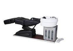 De elektrische Regelbare Stoel van de Shampoo van het Bed van de Kom van de Shampoo van de Was van het Haar voor Salon (09C02-1)