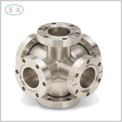 Personalizadas OEM de titanio de acero inoxidable de la máquina de aluminio forjado de la brida de frío la horquilla morir forjar Link