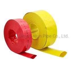 PVC lay Flat Sunny 플렉시블 호스(2 3 4 농업 관류용 인치 X 100m