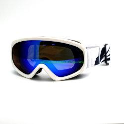 K0068 도매 슈퍼 안개 방지 더블 렌즈 키즈 스키 & 스노보드 고글 새로운 디자인 헬멧 호환 야외 스포츠 안경 남아용 & 소녀