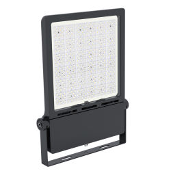 IP65 50W Piscina Square Garden Golf lente proyector LED con 5 años de garantía