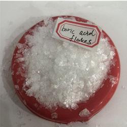 El 99,7% puro ácido bórico hojuelas USP40