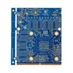 Scheda multistrato per circuito stampato HDI OEM 14L ODM