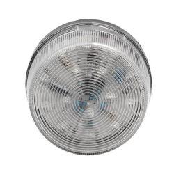 Hot Sale Strobe Siren intérieur extérieur Sirène alarme filaire avec Flash Light 12V DC pour système d'alarme