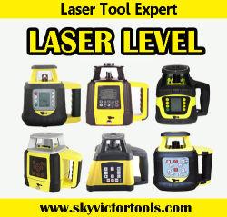 Allerlei Het Professionele Niveau van de Laser voor het Werk van de Lay-out