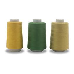40s/3 вязания используйте Core-Spun пряжи 100% полиэстер швейных поток