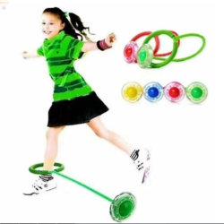 [لد] كاحل حل أرجوحة قفز كرة لعبة