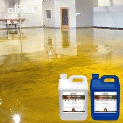 Duurzaam Slipbestendig Epoxy Floor Paint Solvent Free Type