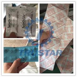 Zachte Dubbele Aluminiumfolie Voor Verpakkingstabletten/Capsule/Pillen