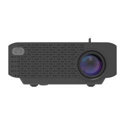 Best-seller projetor para Home Theater LCD de entretenimento 6400*360 resolução 1280p*720p com WiFi altifalantes incorporados Home Use Entretenimento Full HD LED LCD