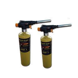 Saldatura a propano per saldatura per saldatura a gas con torcia in ottone Mapp ad alta temperatura Idraulica a un prezzo economico