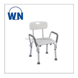 Suporte de Aço Inoxidável Chuveiro ABS Assento para pessoas com mobilidade Wn-T11