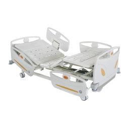 Letto Medico Elettrico A 3 Funzioni Con Guida Laterale In Abs