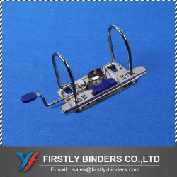 La fabrication des articles de papeterie levier métallique Arch Mécanisme de fixation de dossier en plastique