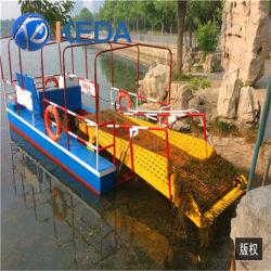 Дешевые водных сорняков комбайна/вывоз мусора спасательных судна/речной Очистка механизма